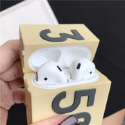 Yeezy BOOST 350 v2 Shoe Box Inspired Airpods Case for Apple Airpods 1 & 2