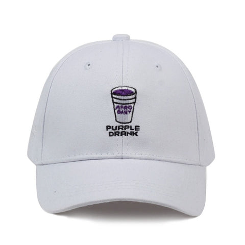 PURPLE DRANK Dad Cap