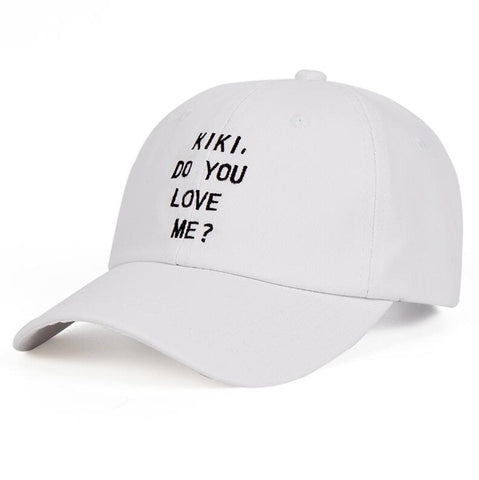 "DRAKE ""KIKI, DO YOU LOVE ME?"" Dad Cap"