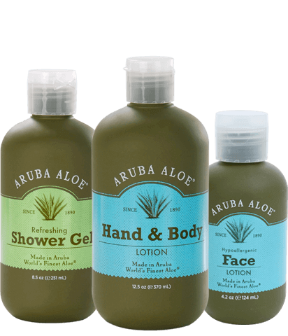 Aruba Aloe Essentials Set