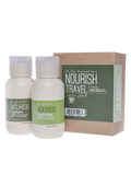 Aruba Aloe Nourish Shampoo and Conditioner Travel Duo