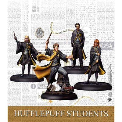 Harry Potter : Hufflepuff Students