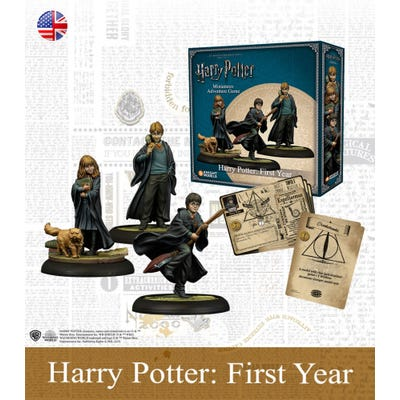 Harry Potter : First Year