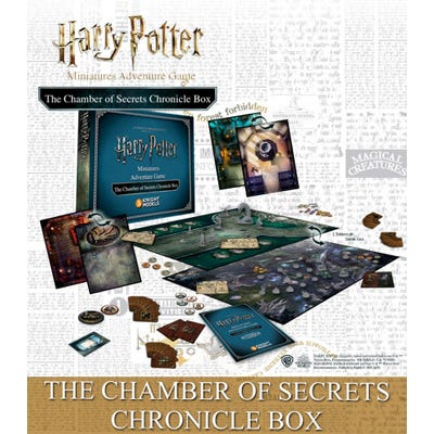 Harry Potter : The Chamber of Secrets Chronicle Box