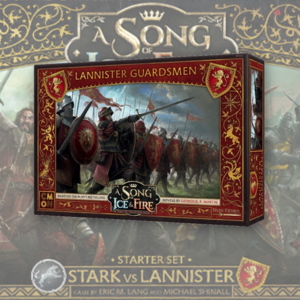 Lannister Deluxe Activation Banner: A Song Of Ice and Fire Exp.