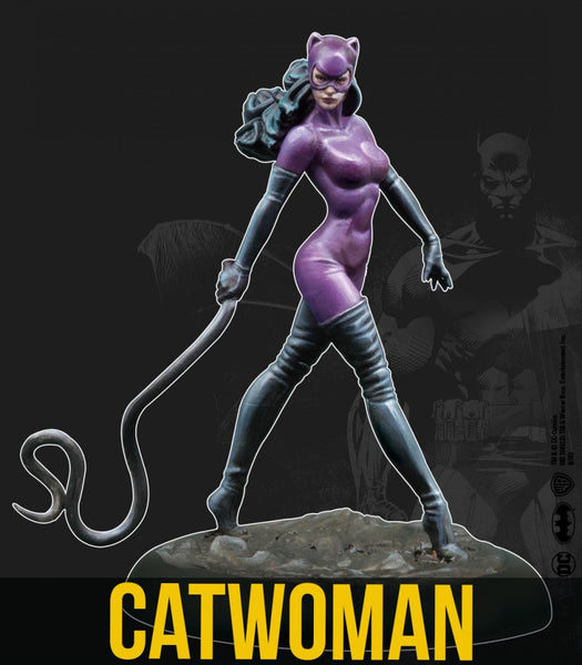 CATWOMAN MODERN AGE (MV) (Resin Edition)