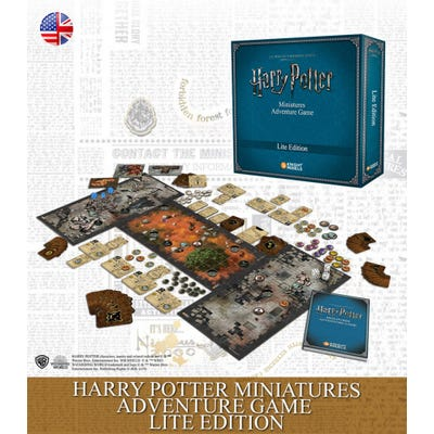Harry Potter : Miniature Adventure Game Lite Edition