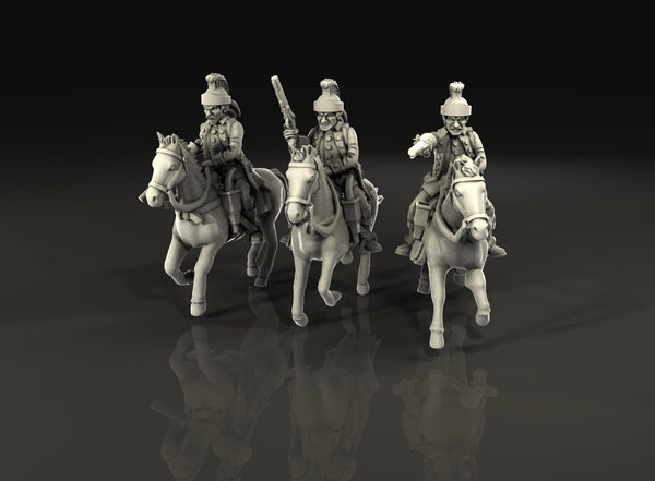 1750's French Cavalry
