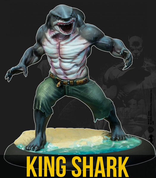 KING SHARK (TV SHOW) (MV)