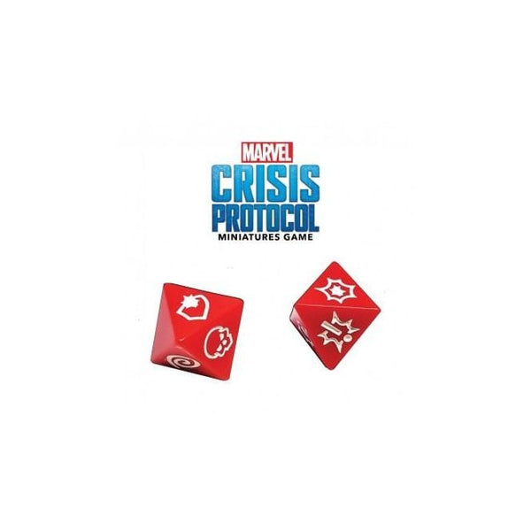 Marvel Dice Pack