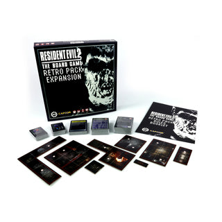 Resident Evil 2: The Board Game - Retro Pack Expansion