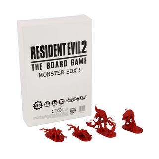 Resident Evil 2: The Board Game - Monster Pack 3