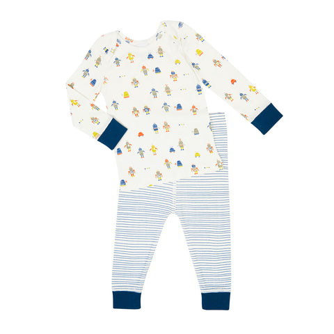 Cobalt Robot Sleep Set