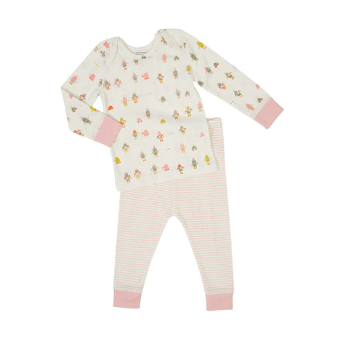 Pink Robot Sleep Set