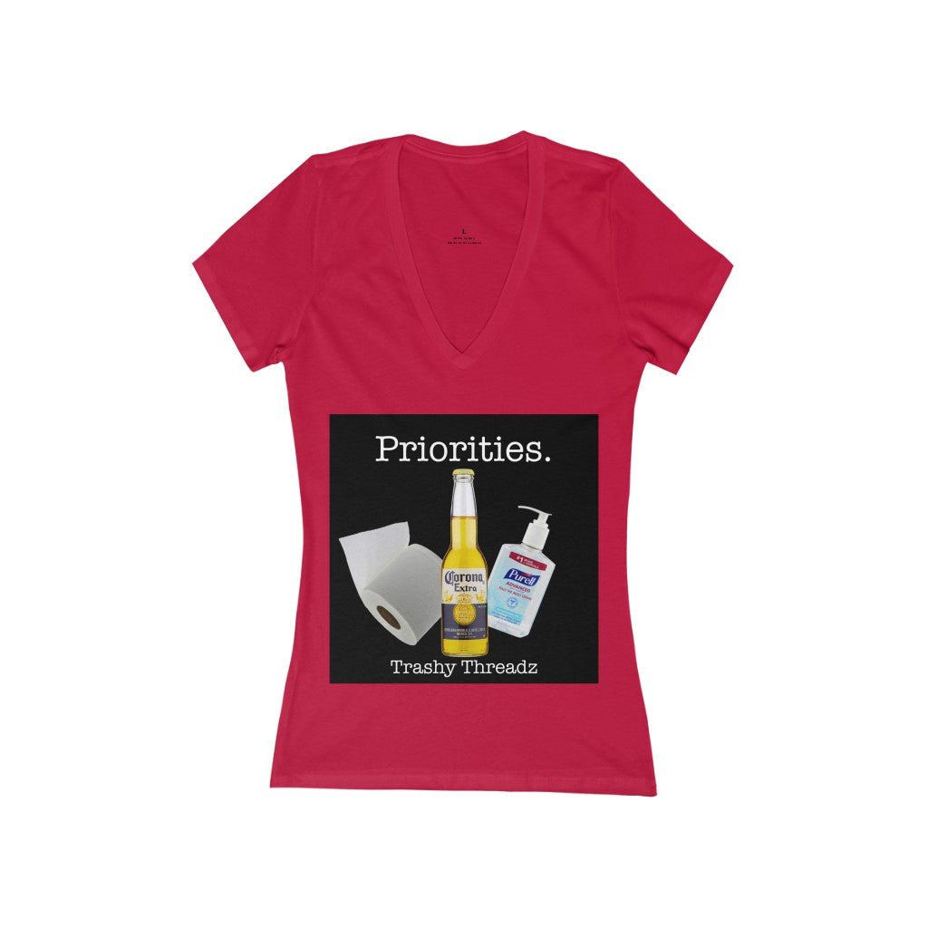 Women's Priorities Tee