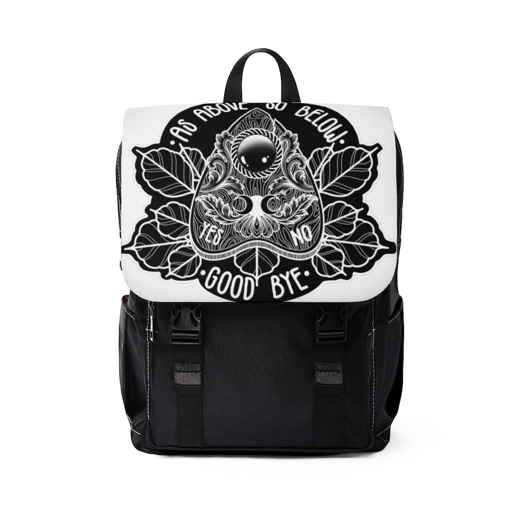 As Above So Below Shoulder Backpack