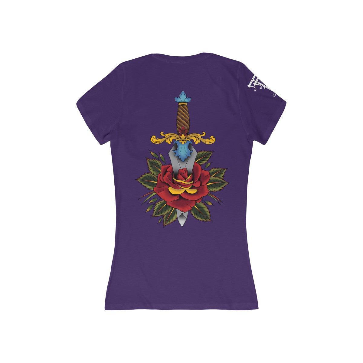 Women's Jon Doe Deep V-Neck Tee