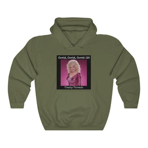 Dolly Covid Hooded Sweatshirt