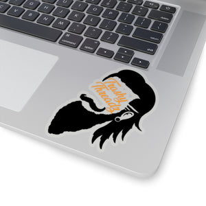 Kiss-Cut Mullet Stickers
