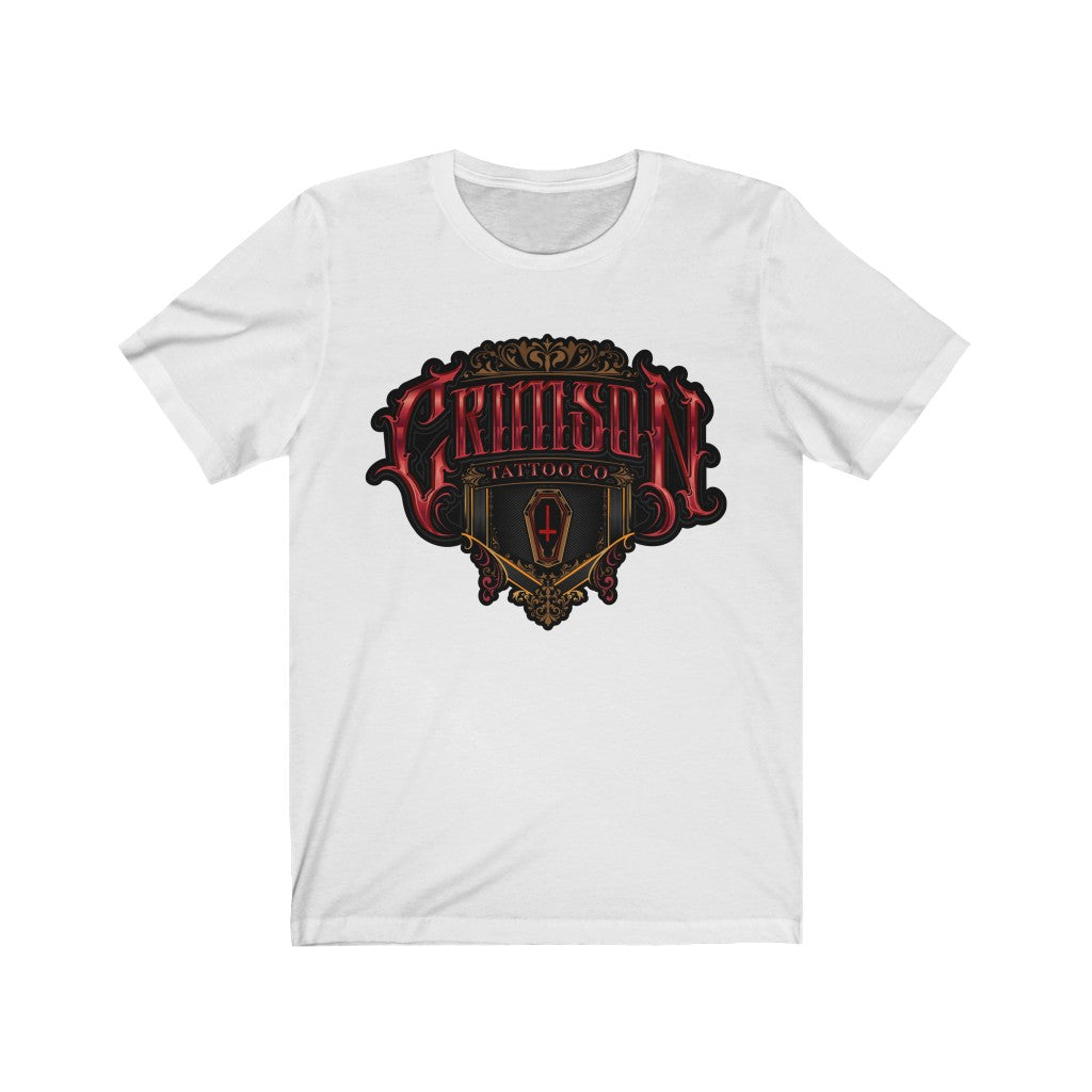 Crimson Tattoo Logo Tee