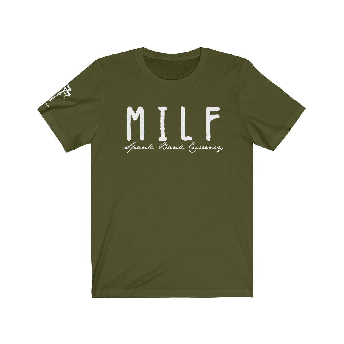 Women's MILF Jersey Short Sleeve Tee