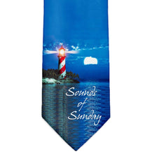Load image into Gallery viewer, Sounds of Sunday Custom Made Tie
