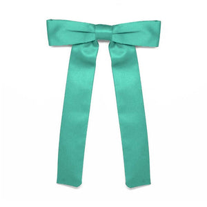 Aquamarine Kentucky Colonel Tie