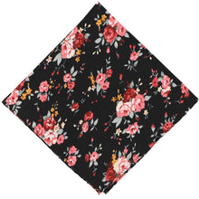 Load image into Gallery viewer, Arcata Floral Cotton Pocket Square