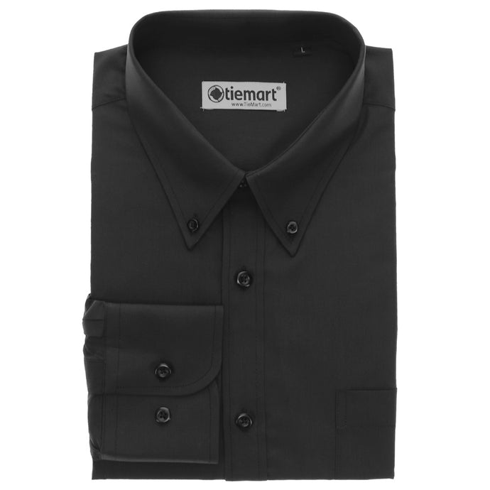 Black Staff Dress Shirt