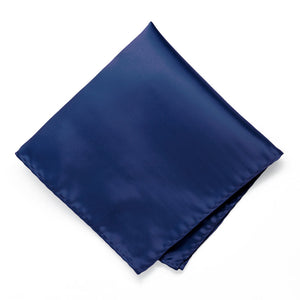 Blue Velvet Premium Pocket Square