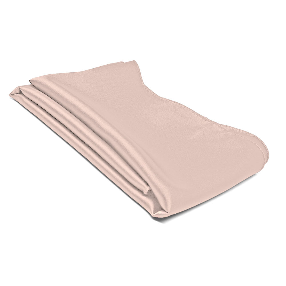 Blush Pink Solid Color Scarf