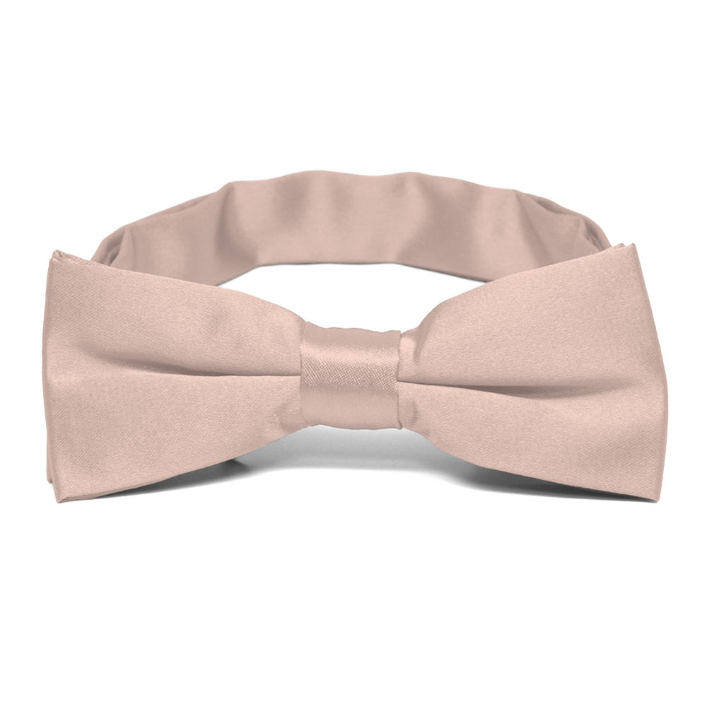 Boys' Blush Pink Bow Tie