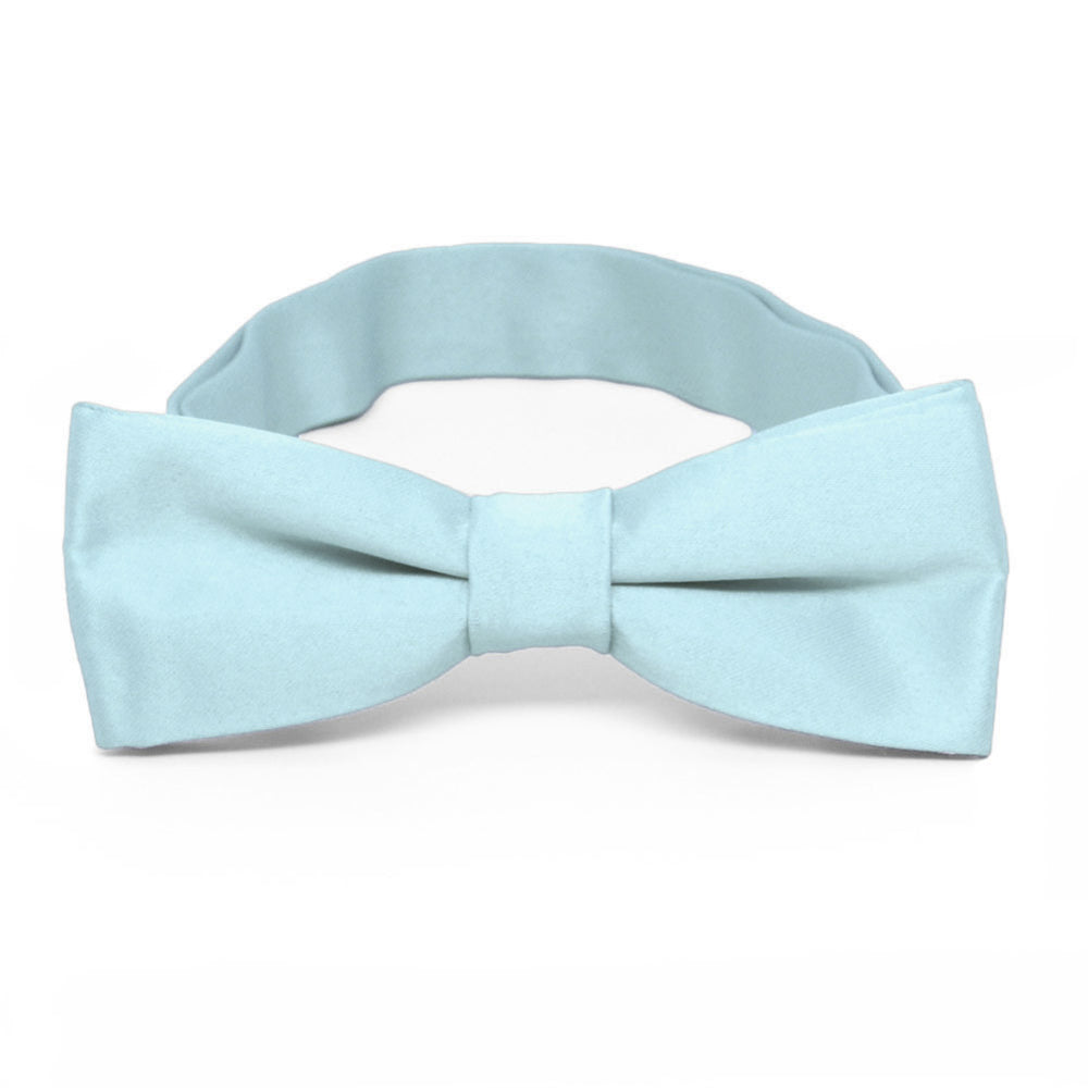 Boys' Light Blue Bow Tie