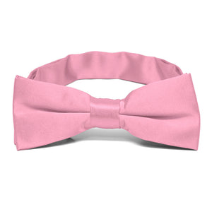 Boys' Bright Pink Bow Tie