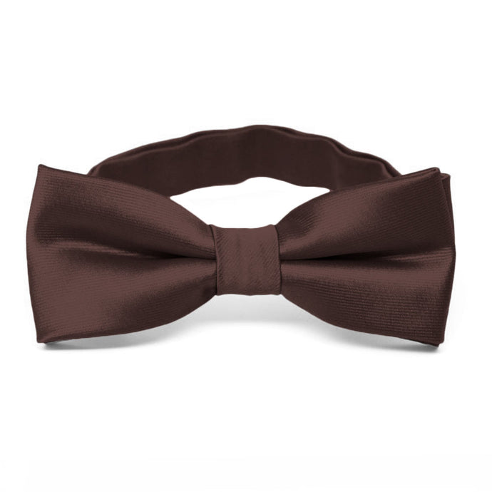 Boys' Brown Bow Tie