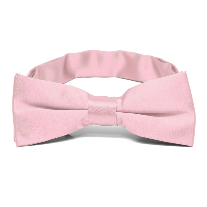 Boys' Carnation Pink Bow Tie
