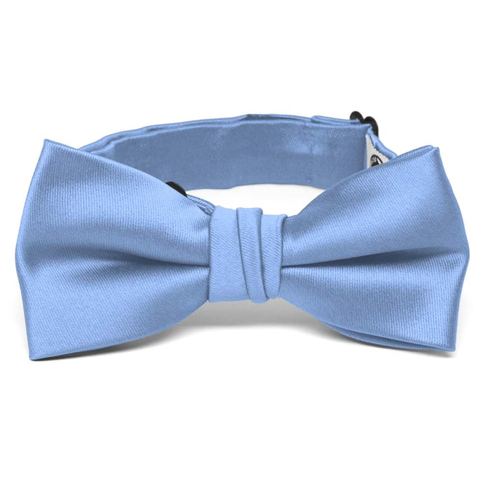 Boys' Cornflower Premium Bow Tie