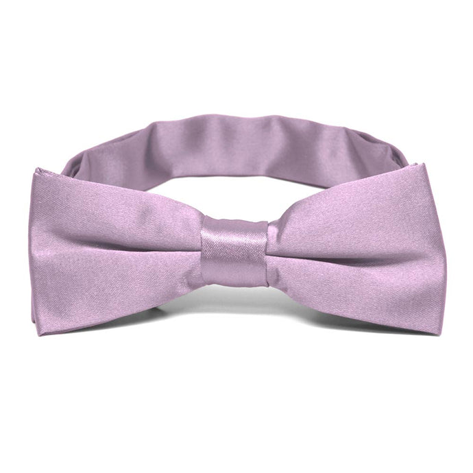 Boys' English Lavender Bow Tie