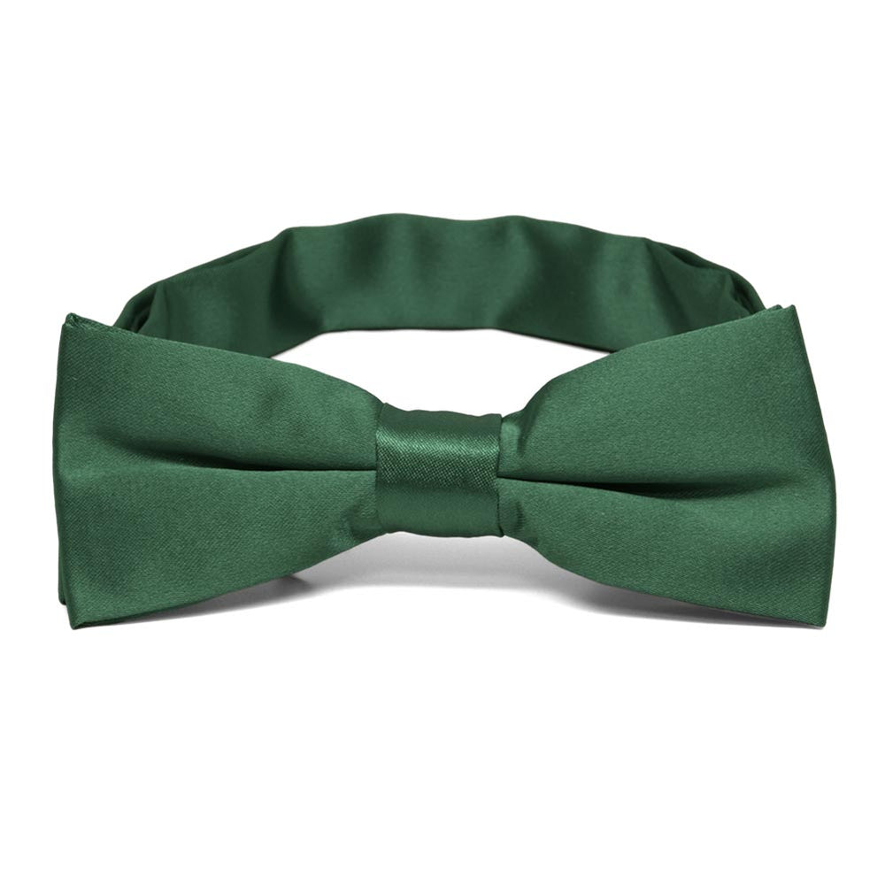 Boys' Forest Green Bow Tie