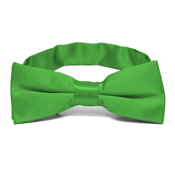 Boys' Grass Green Bow Tie