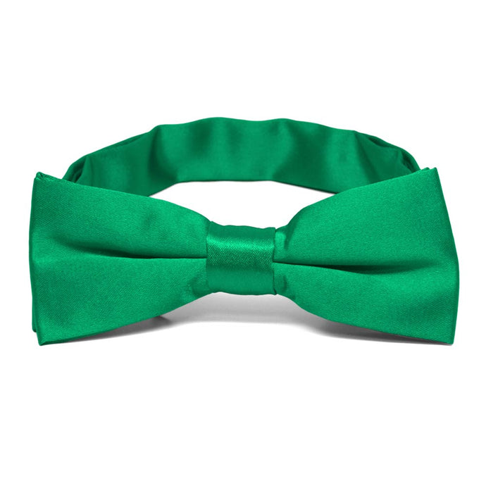 Boys' Green Bow Tie