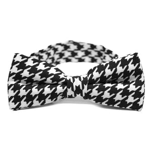 Boys' Houndstooth Bow Tie