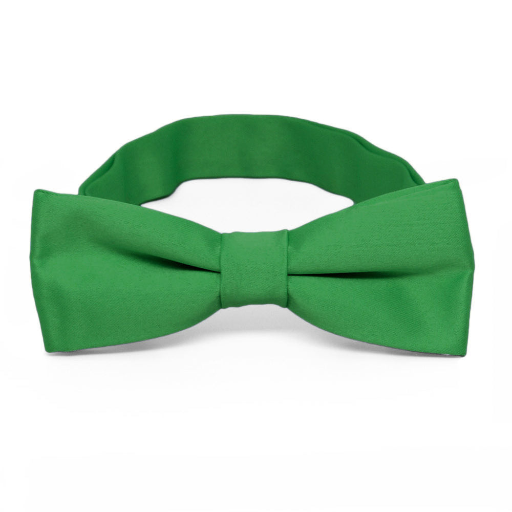 Boys' Irish Green Bow Tie