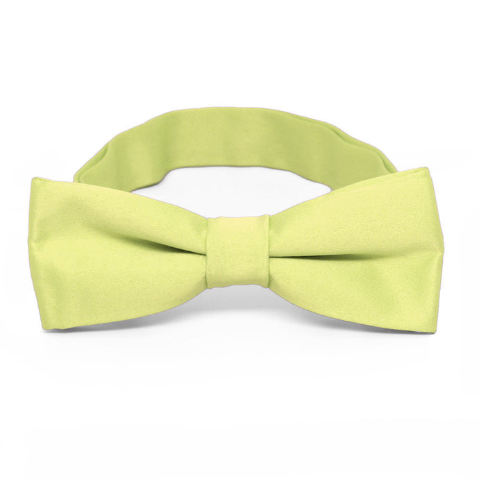 Boys' Lemon Lime Bow Tie