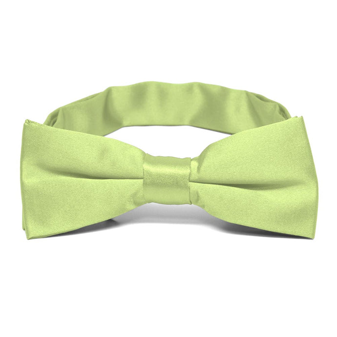 Boys' Lime Green Bow Tie