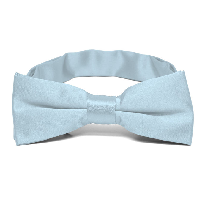 Boys' Pale Blue Bow Tie