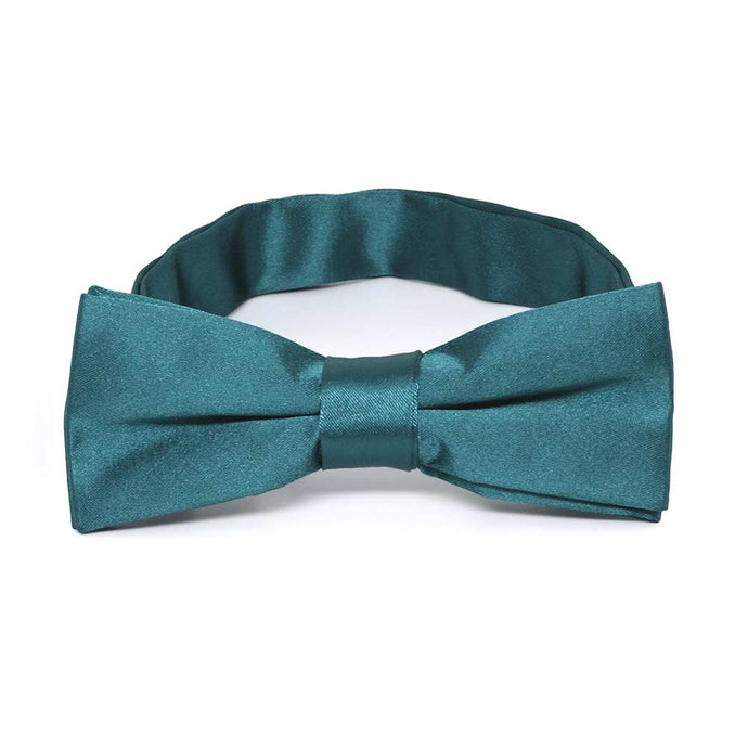 Boys' Pond Blue Bow Tie