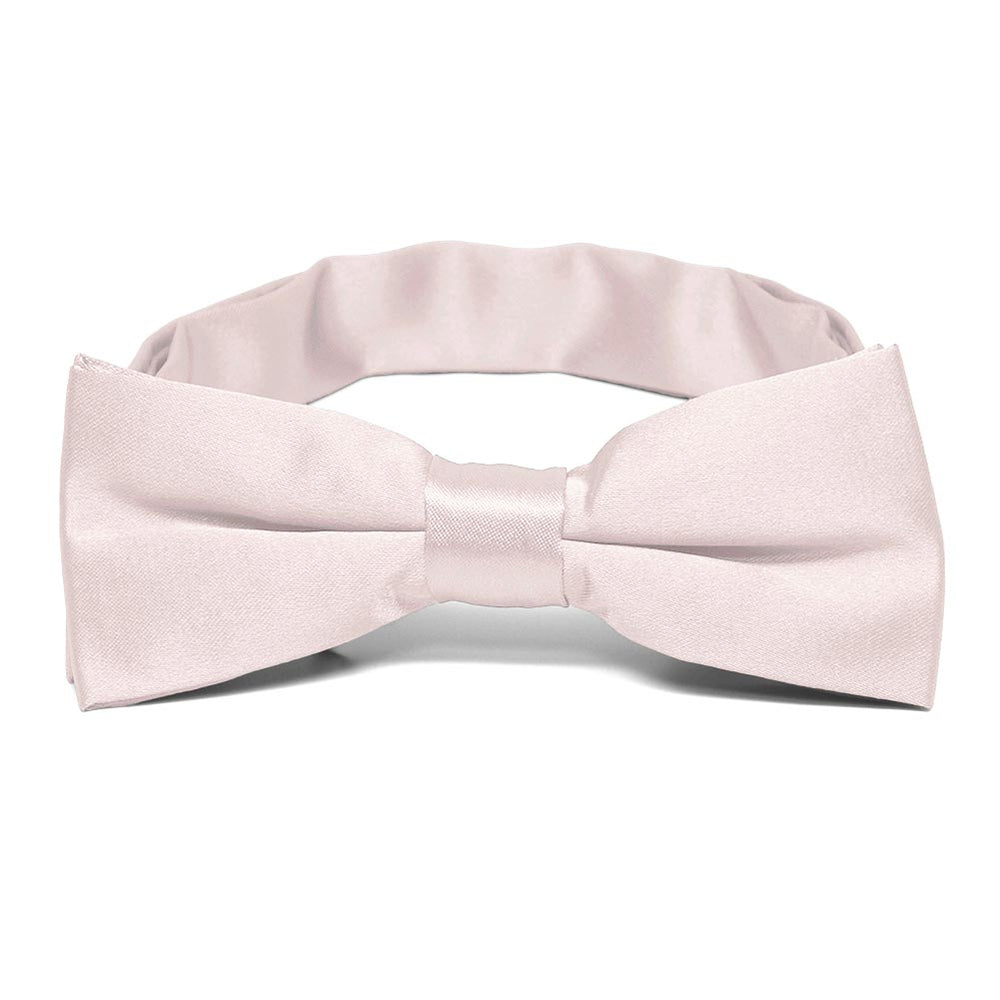 Boys' Tea Rose Pink Bow Tie