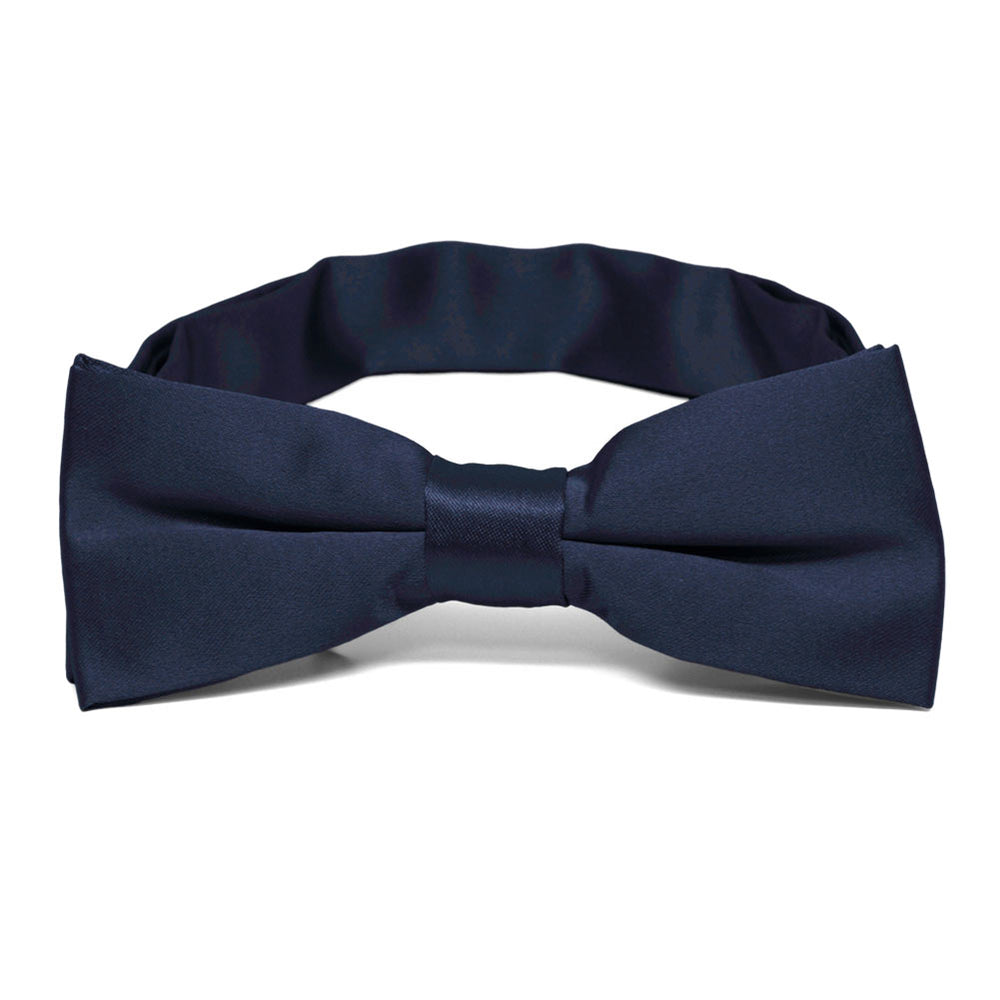 Boys' Twilight Blue Bow Tie
