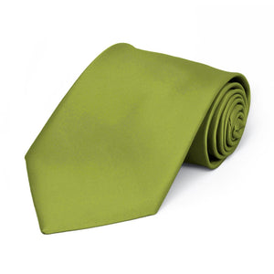 Boys' Wasabi Premium Solid Color Tie